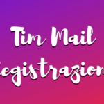 Tim Mail registrazione | Creare un account Alice Mail