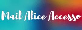 Mail Alice Accesso
